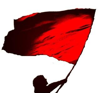 bandiera rossa