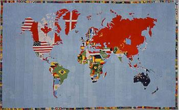 mappa anni 80